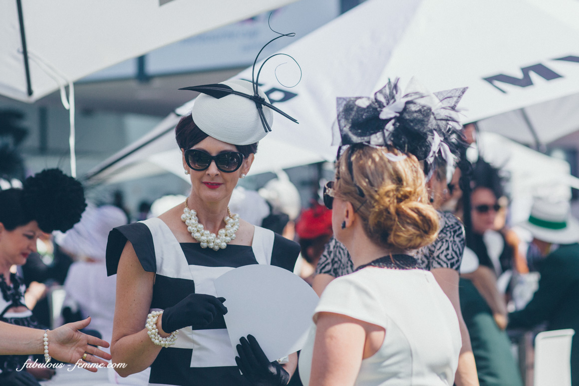 derby day - melbourne spring racing