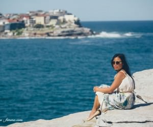 bondi beach girl - photo