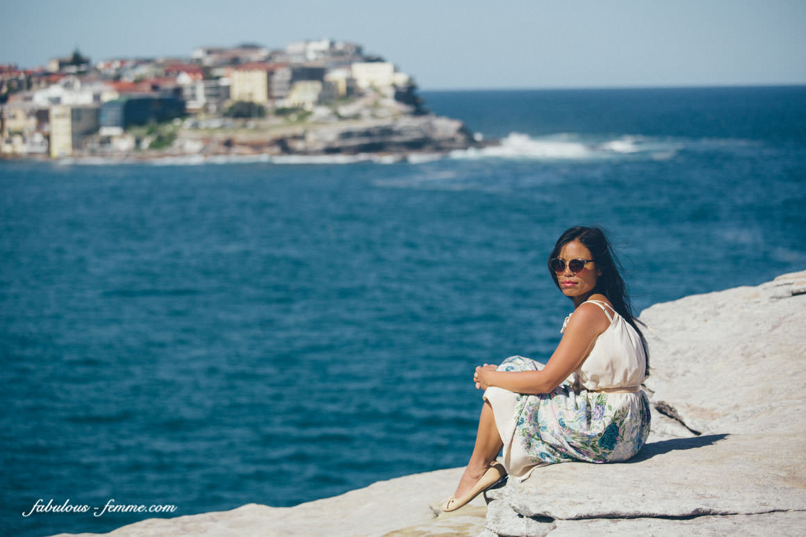 bondi beach girl - photo