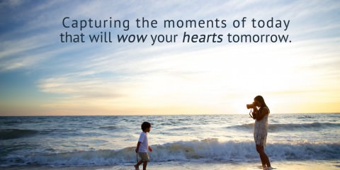 photography quote - capture the moment