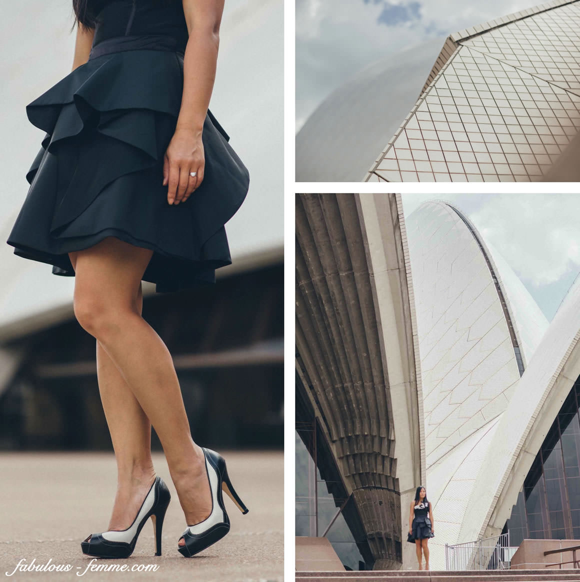 dress by karen millen - sydney blog