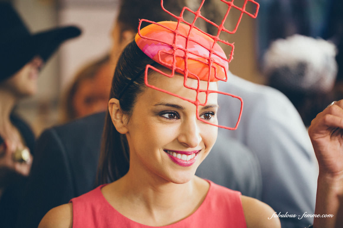 millinery - melbourne cup