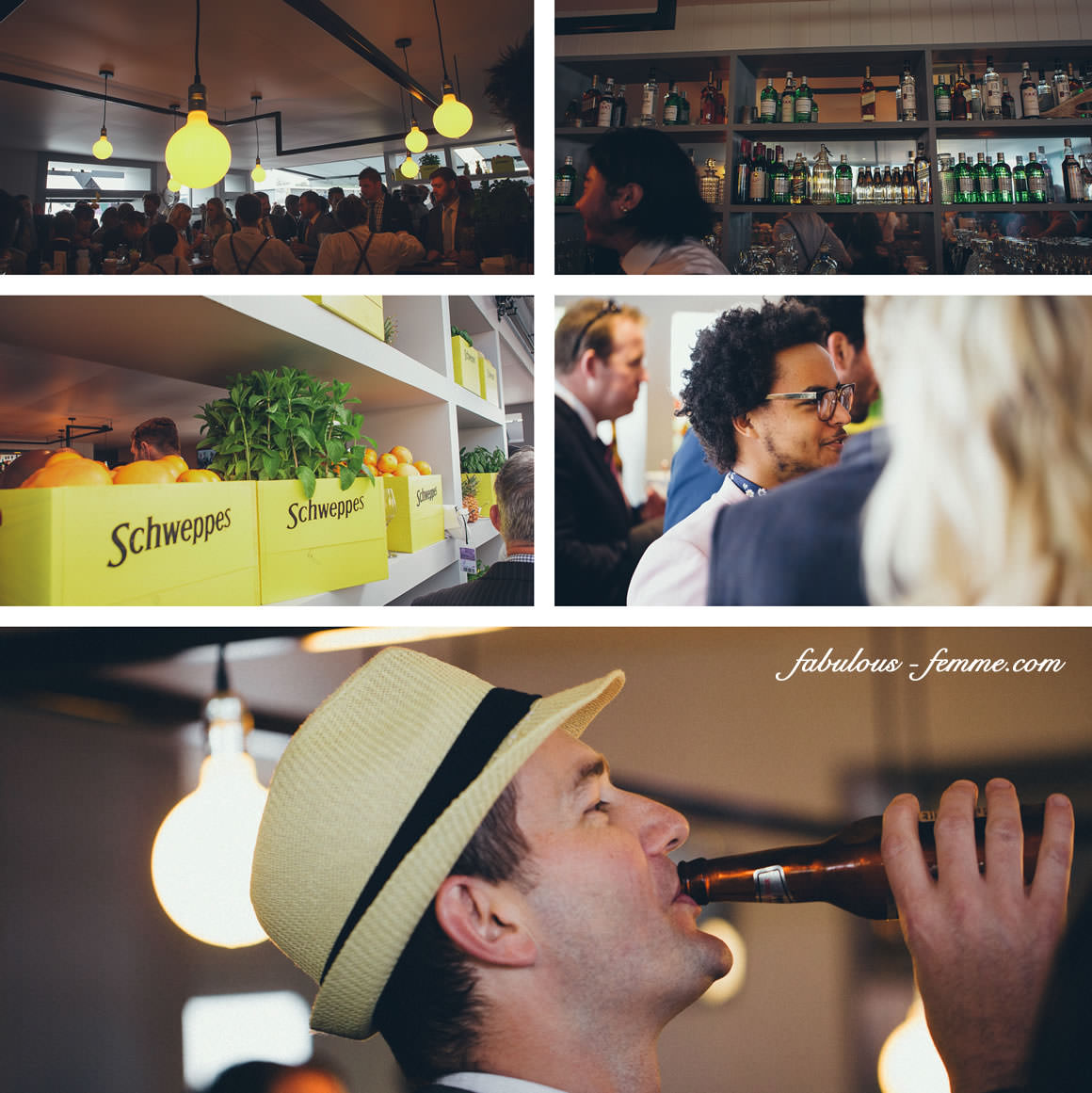 schweppes marquee at the melbourne cup - Melbourne Spring Racing Carnival