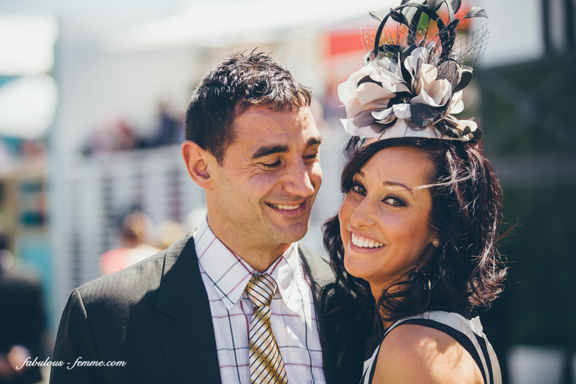 melbourne races pictures