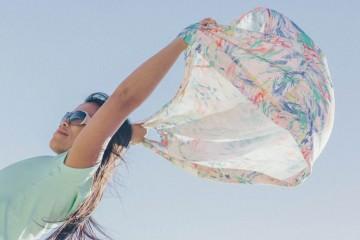 styling a cape - Melbourne fashion blog