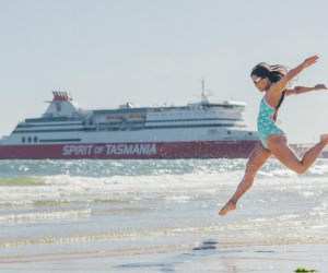 Go Go Flamingo by Funkita - Swimsuit photos melbourne