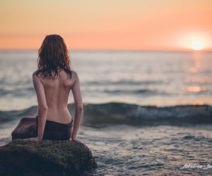fine art photography - creating pictures - styled mermaids in Melbourne , Australia
