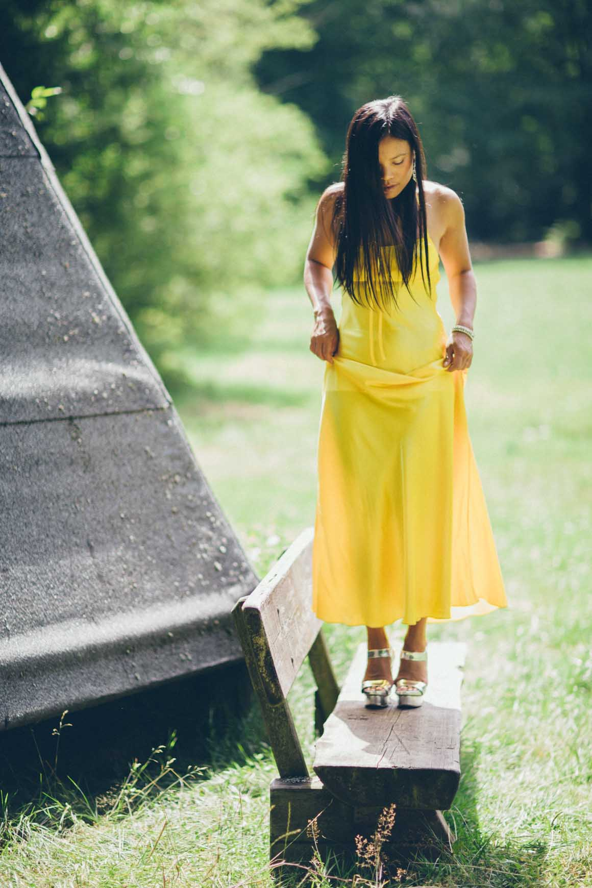 Melbourne fashion blogger turning pocahontas