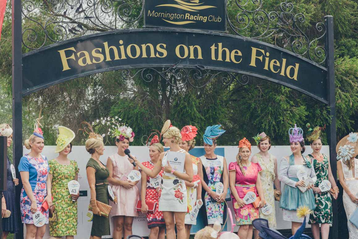 Mornington Cup Fashions on the Field 2014