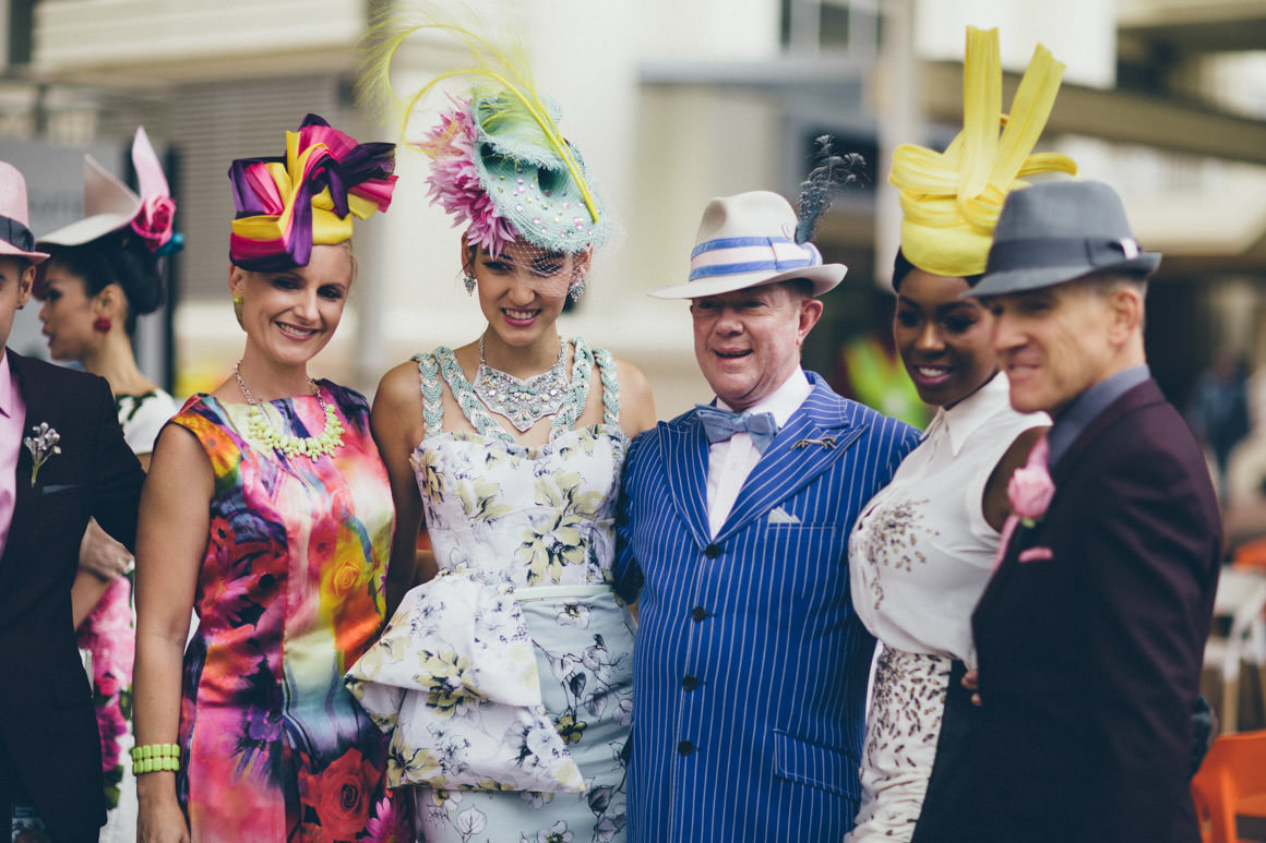 races - fashions on the field