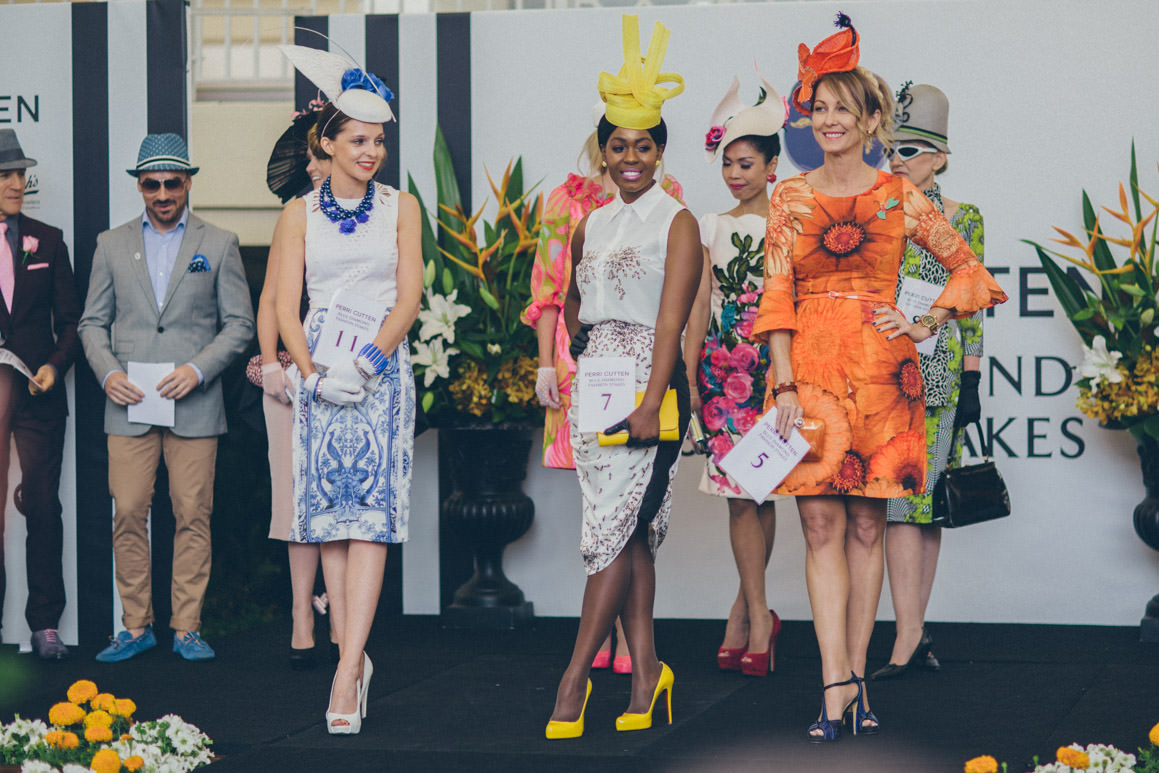 caulfield races - fashion trends 2014