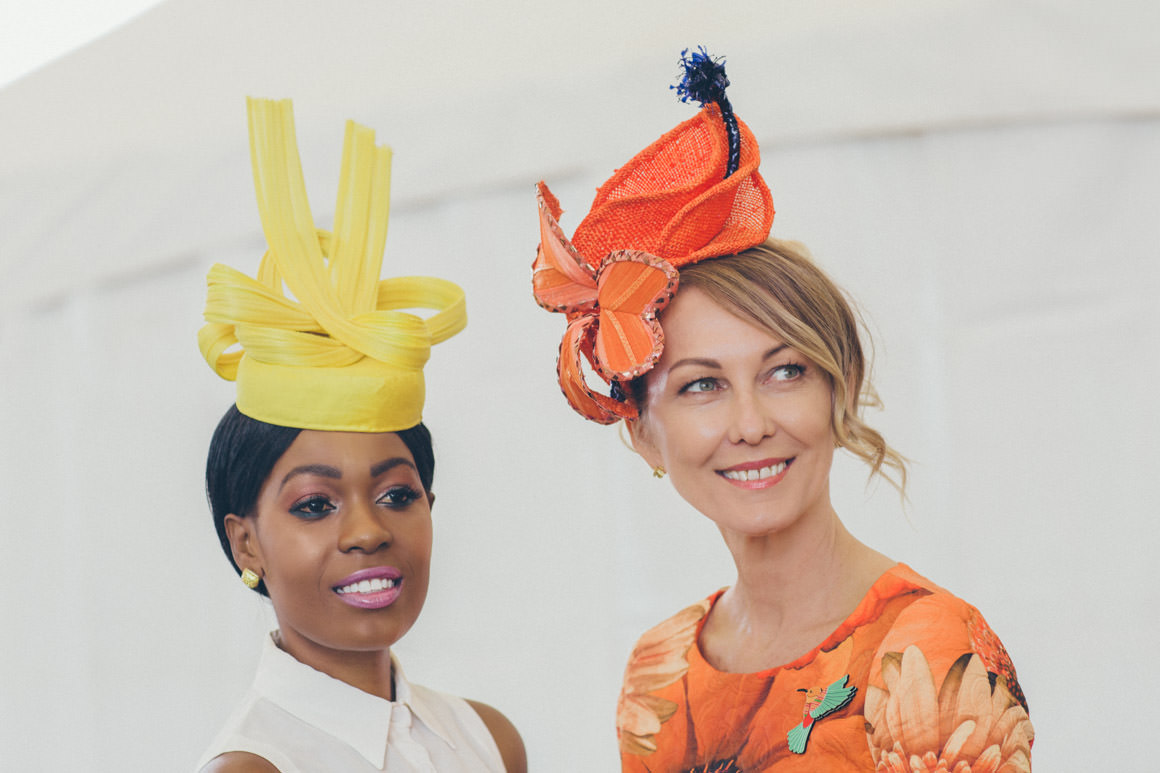 racing fashion trends - blue diamond stakes day
