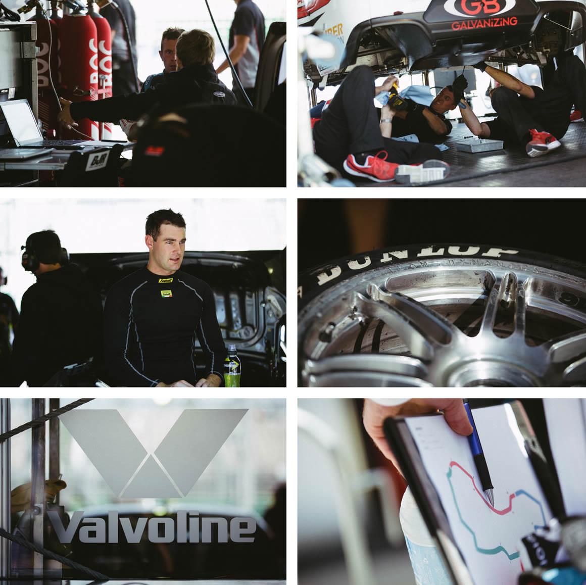 v8 supercars series - Australia