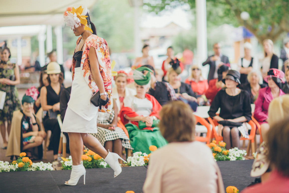 relaxed racing fashion - spring carnival