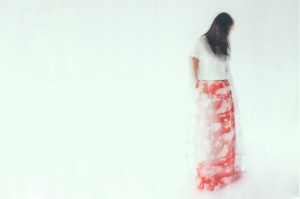 get creative with photography - double exposure and blur