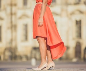 H&M Conscious Collection dress - 2014 2015 Melbourne Fashion Blogger - Travel, Lifestyle & Fashion