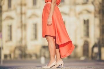 H&M Conscious Collection dress - 2014 2015 Melbourne Fashion Blogger - Travel, Lifestyle & Fashion