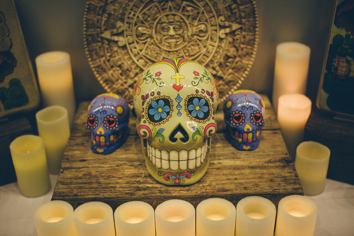 Day of the Dead - Mexican tradition