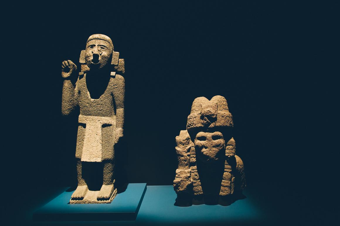 Melbourne Museum - Aztecs