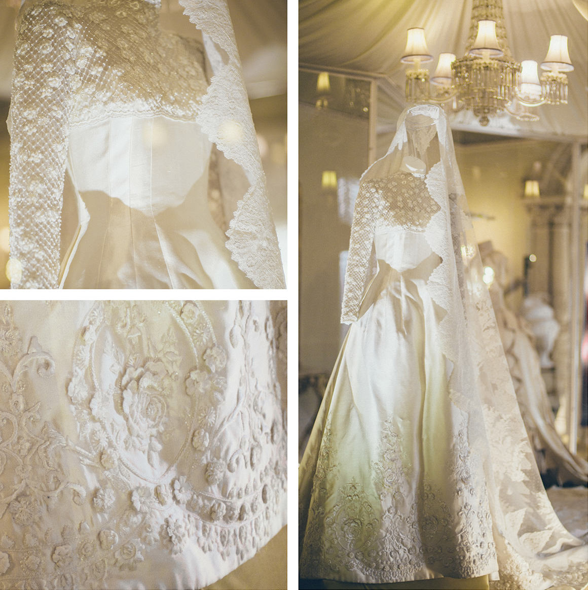 expensive wedding dress - Valentino