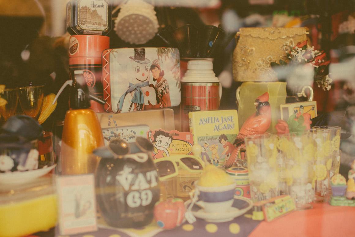 vintage op shops