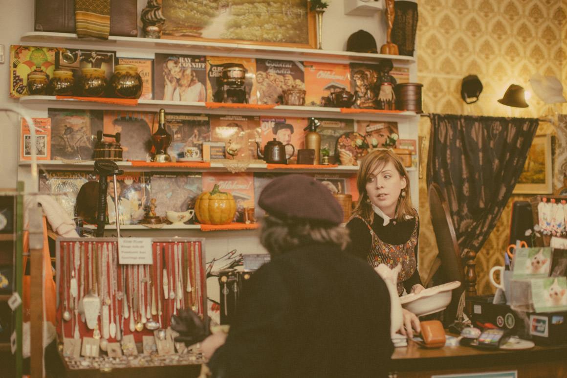 vintage shops - melbourne