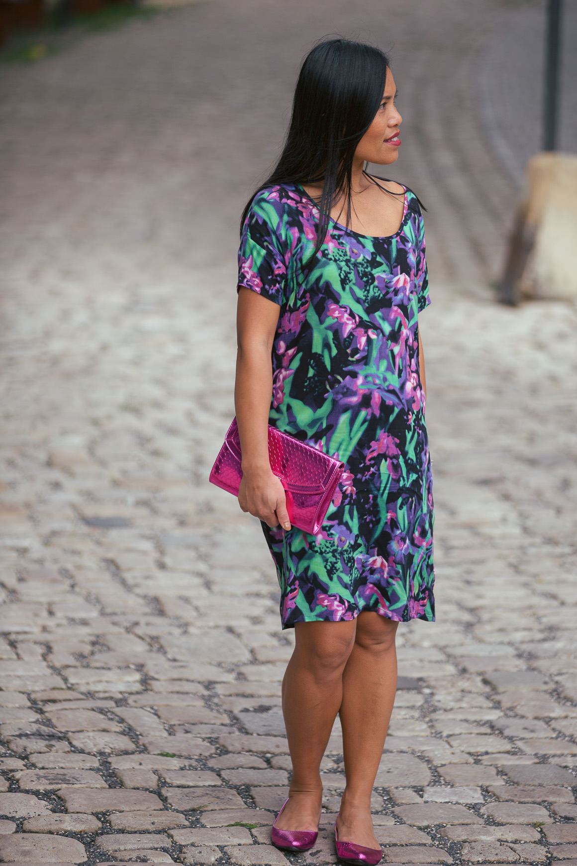 cobblestones - dress - fashion