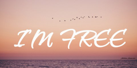 Freedom quote - inspirational picture quotes - Freedom - Be Free