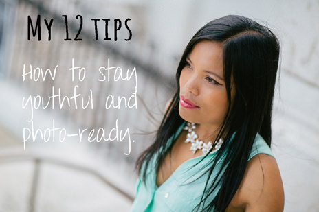secret beauty tips - blog - How to stay youthful and photo ready