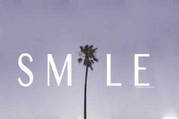 Smile - Picture quote