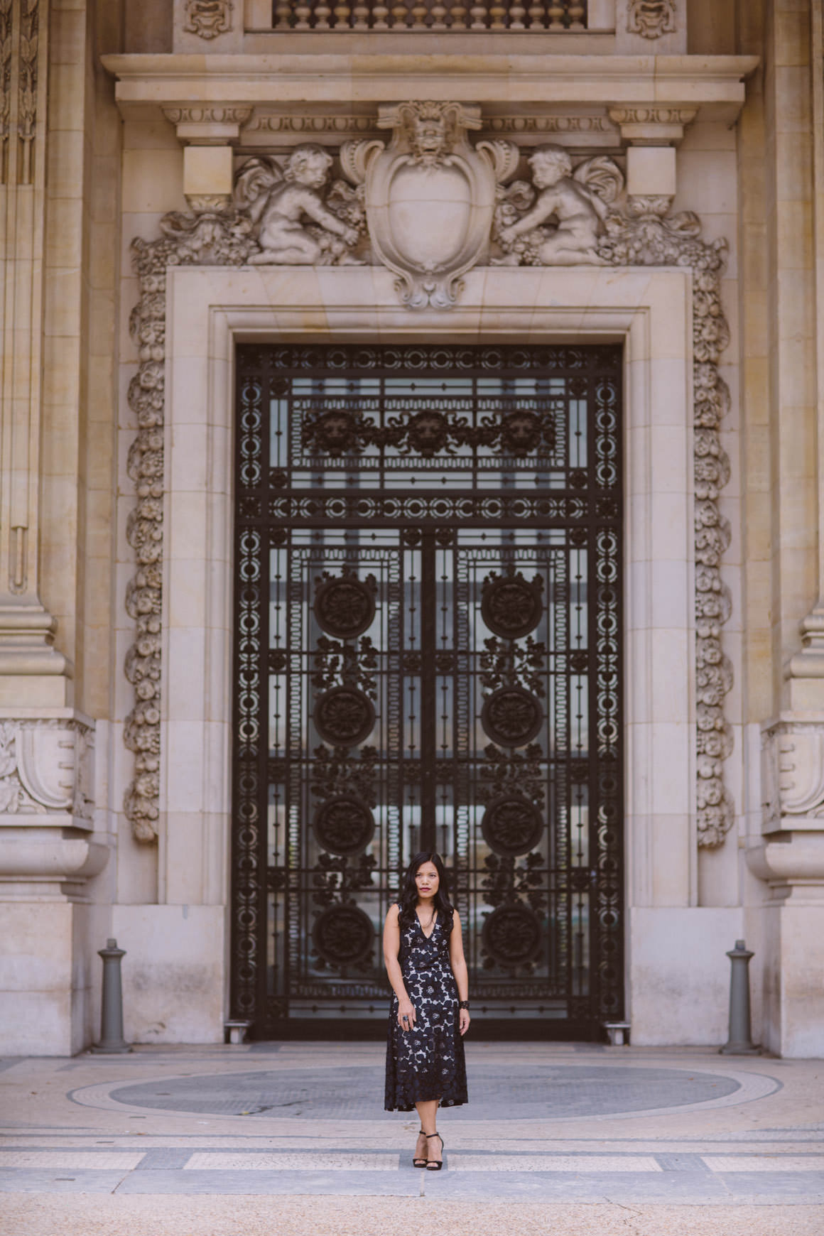 door - paris photography - fashion