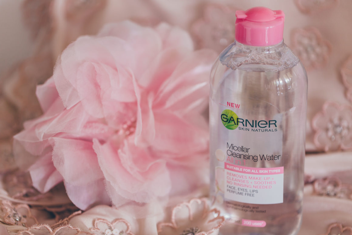 Garnier Beauty Products - Micellar Cleansing water - Make up removal;
