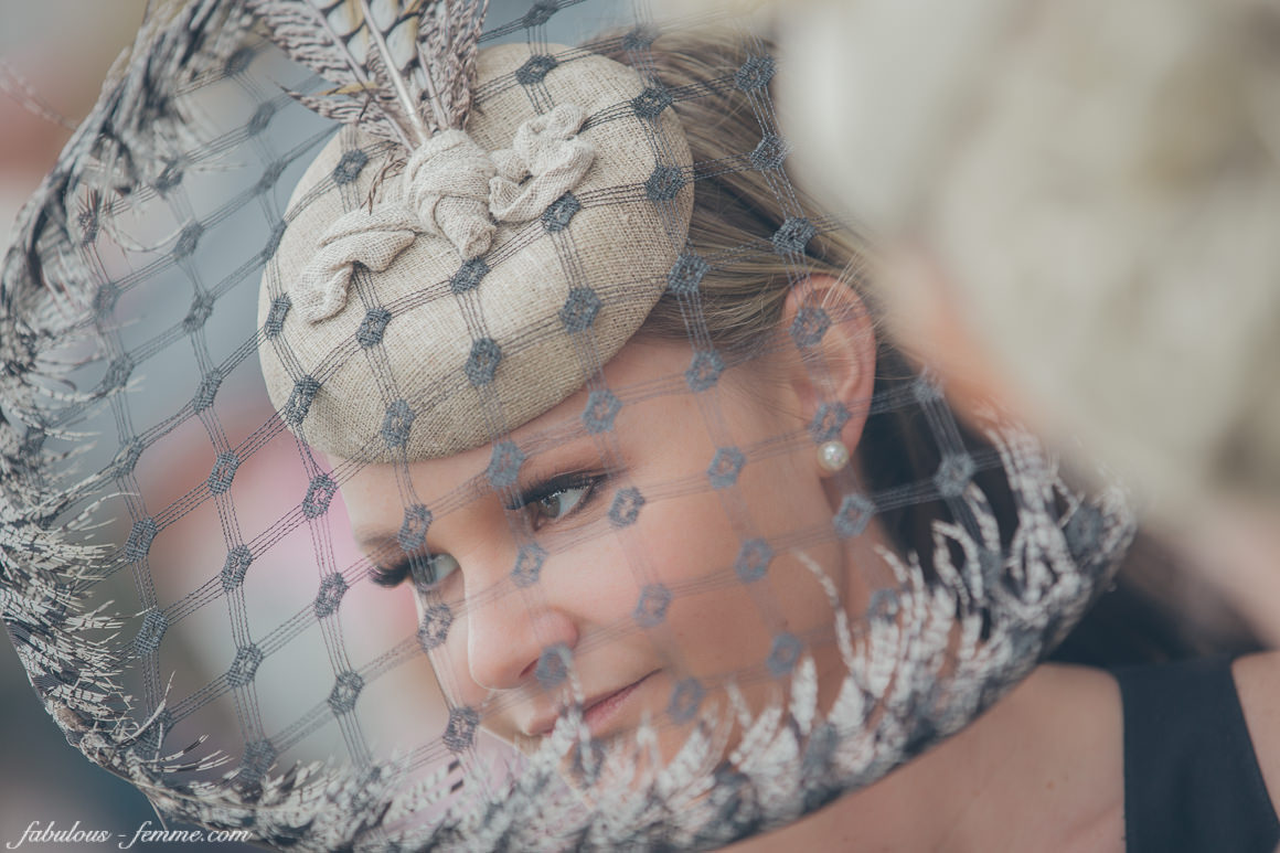 through the hat - stunning headpieces and millinery