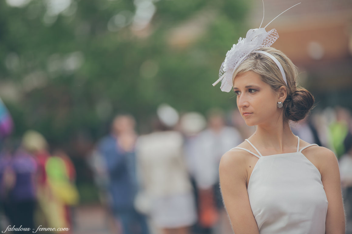 Fascinators for Fashions on the Field - 2014 2015 Fashion Trends