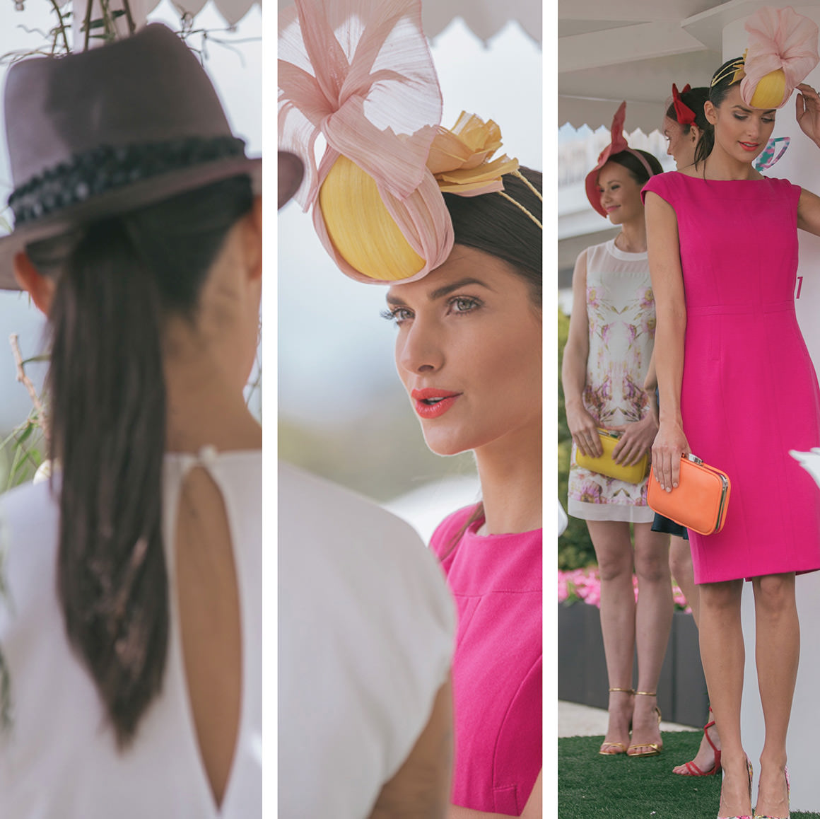 fashion at the melbourne cup 2014