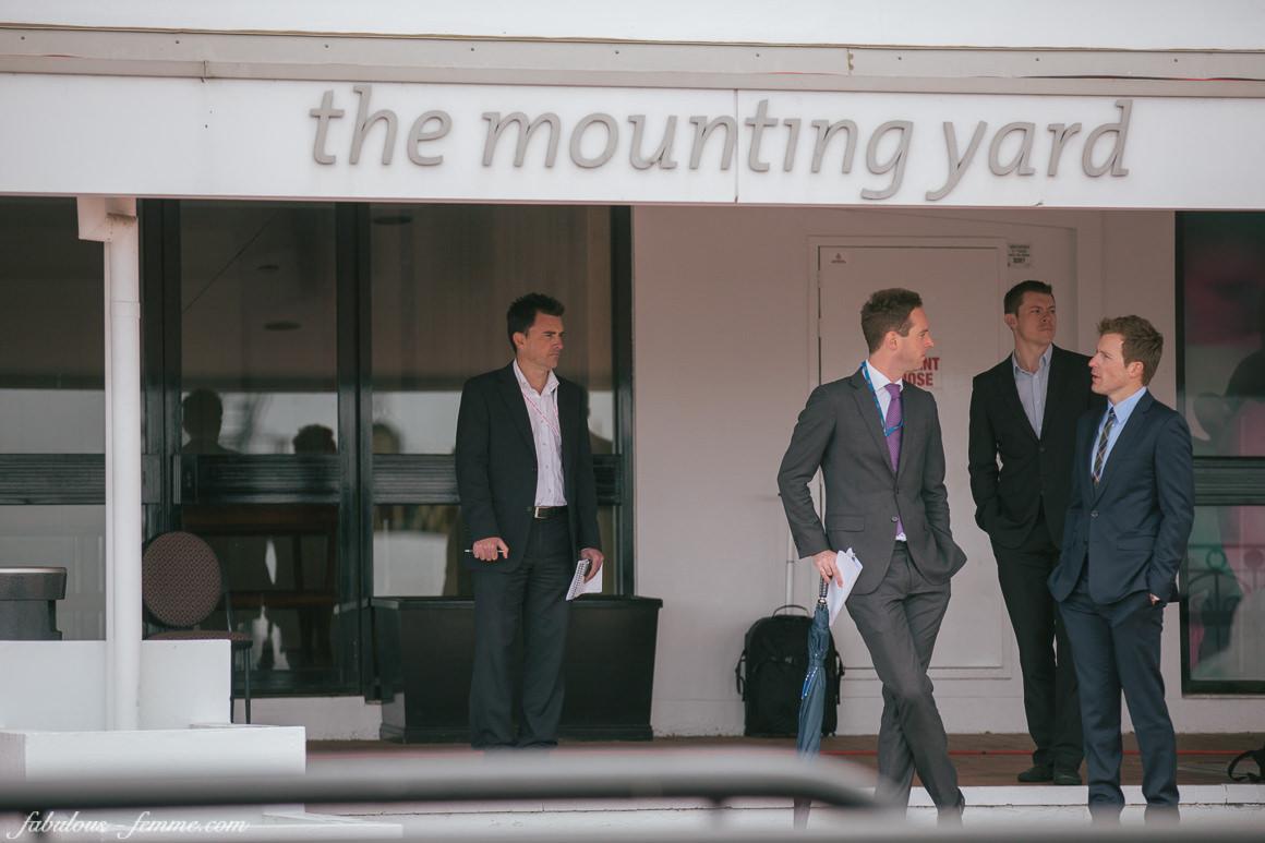 mounting yard