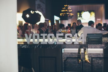 Kidspot Voices 2014 gala awards - Capturing the night