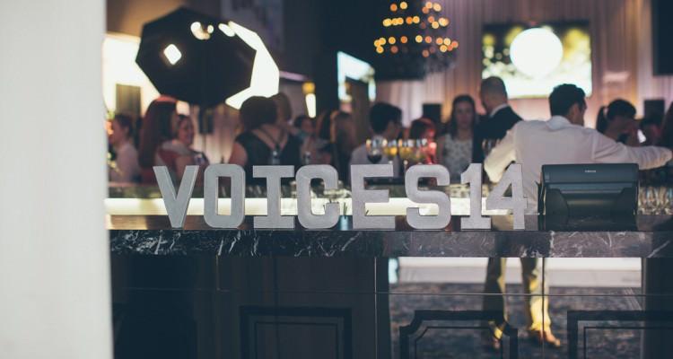 Kidspot Voices 2014 gala awards - Capturing the night