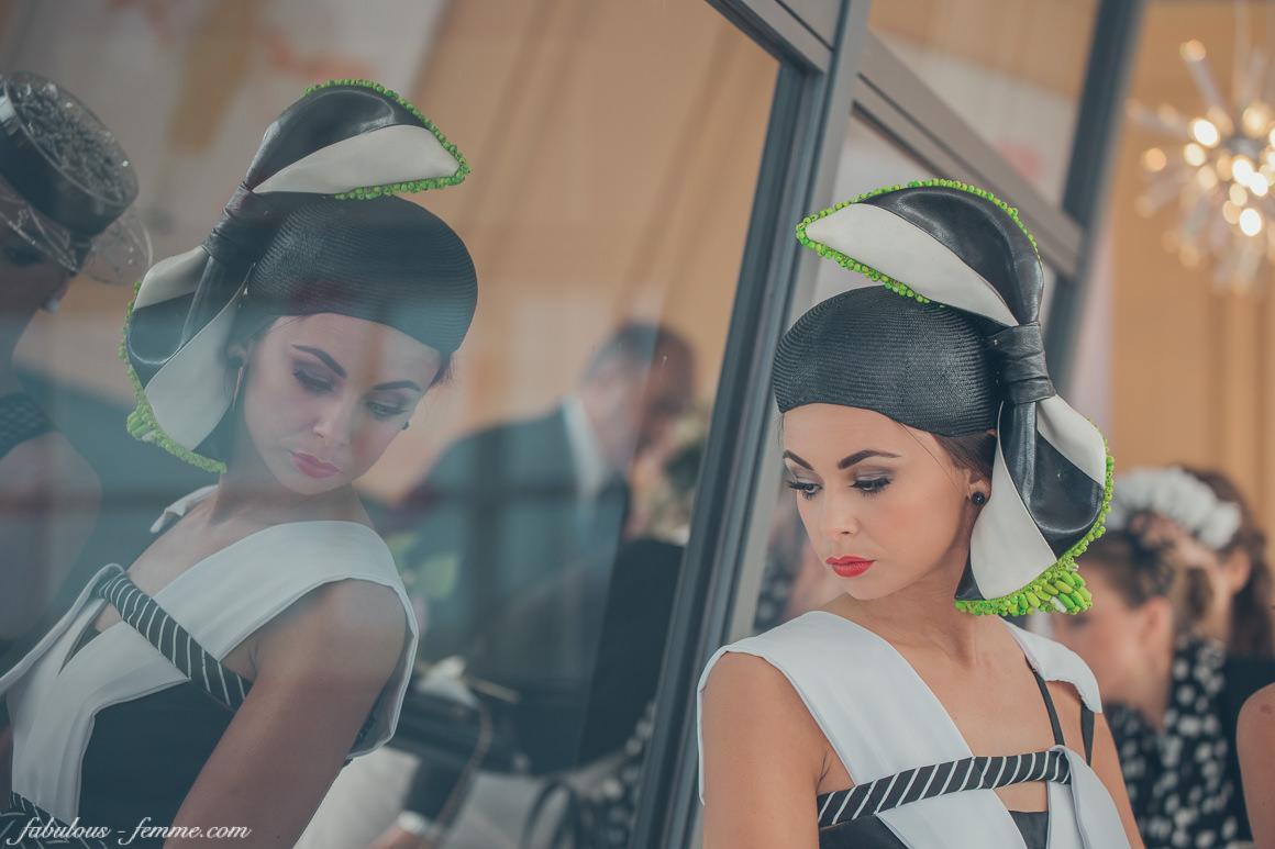 Melbourne Derby Day fashion 2014 - Spring Racing Carnival images
