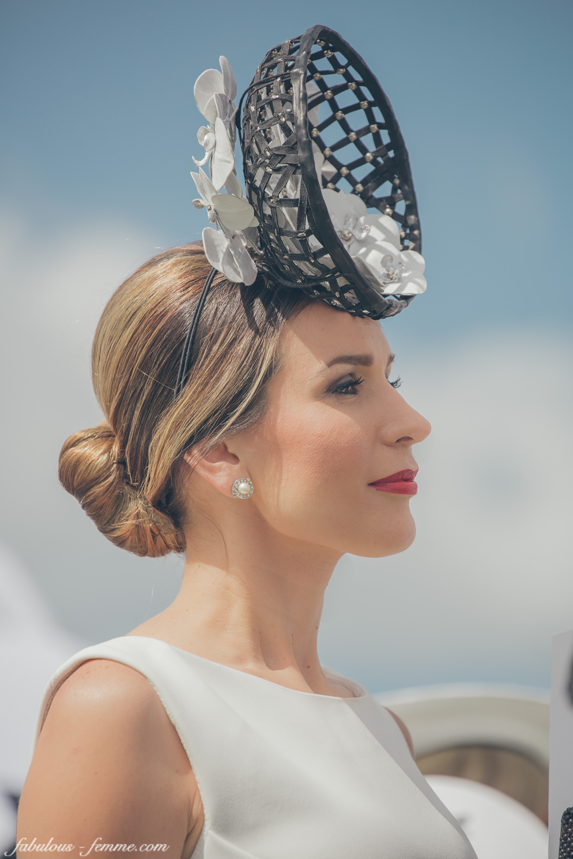 derby day fashions on the field