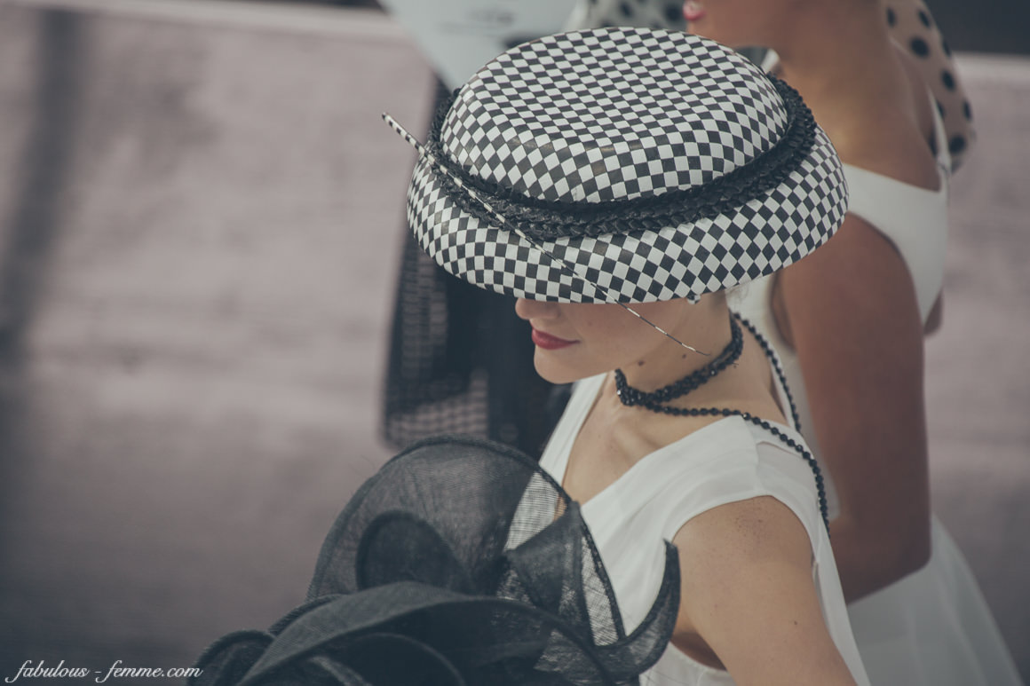 black and white patterns for the races
