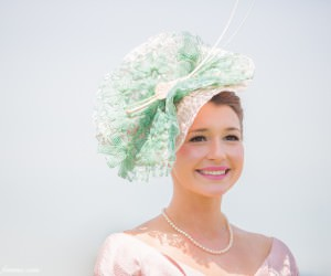 Oaks Day Fashions on the Field Winner 2014