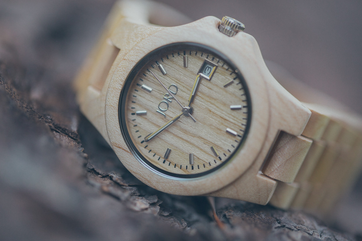 Jord - Wooden watches