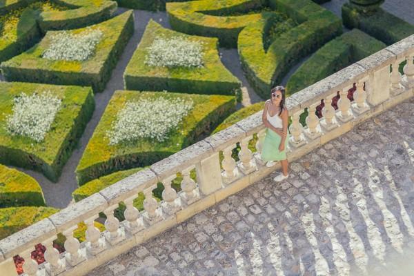 luxury escape - blogger travels the world - stylish getaway - gardens