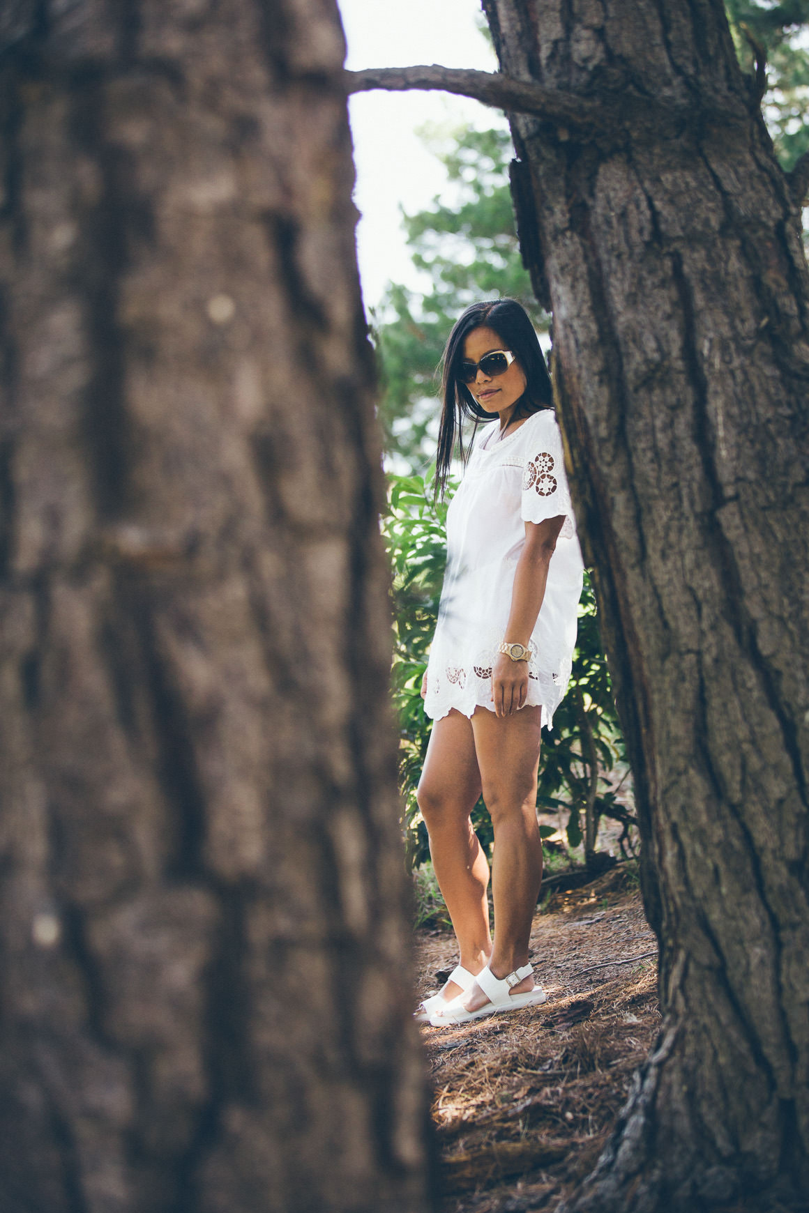 back to nature - natural fashion
