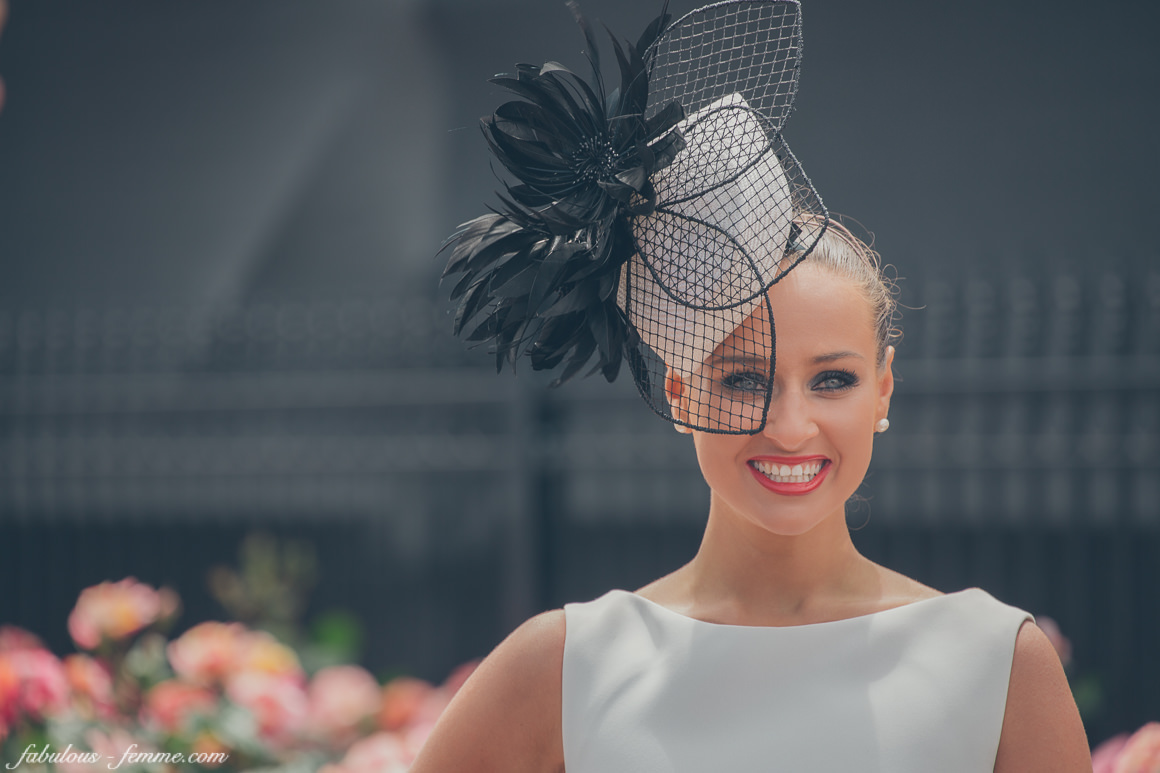 Winner Fashions on the field 2014 - FOTF Melbourne - Brodie Worrell