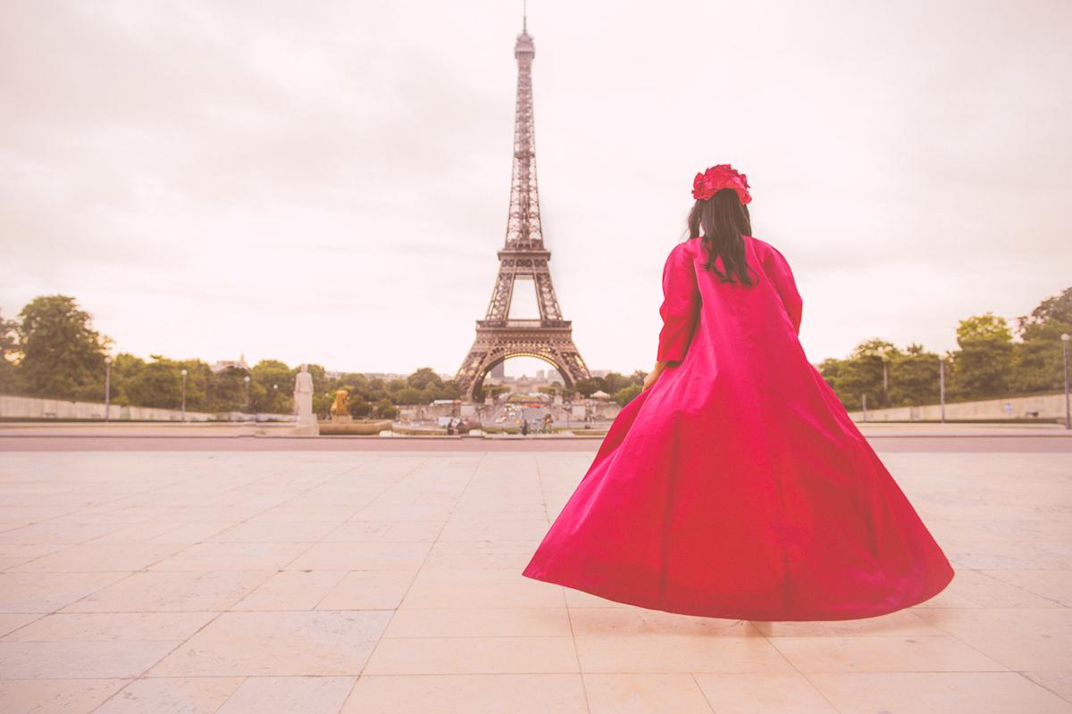 Dior style in Paris