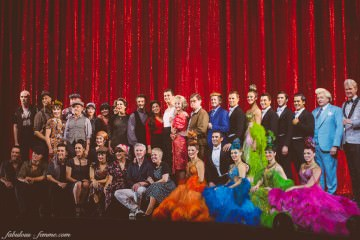 strictly ballroom in melbourne - directed by baz luhrmann