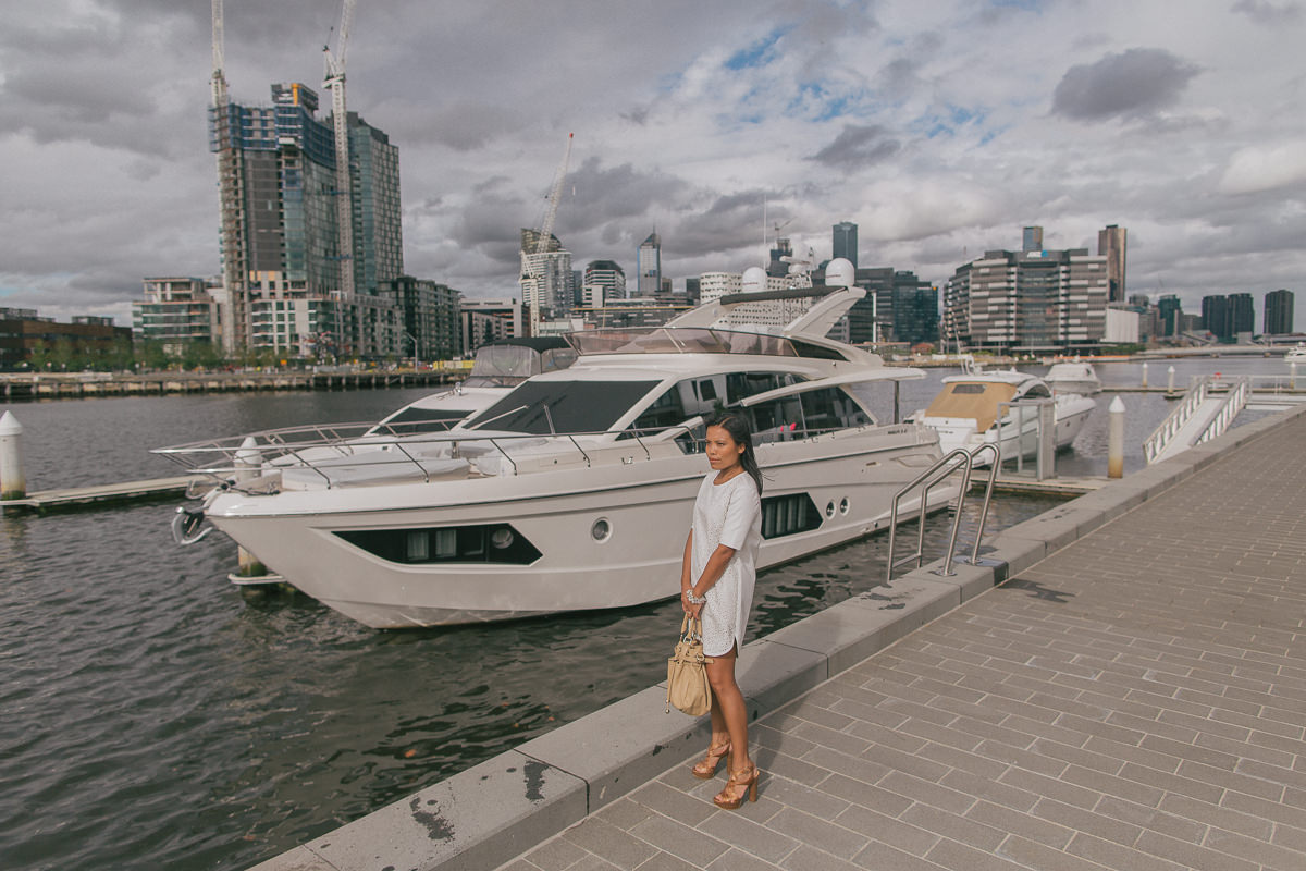 luxury yachts melbourne