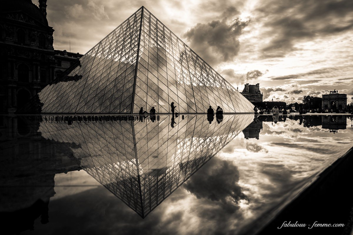 louvre paris - best images